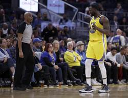 NBA》技犯聯盟第1 格林:我不在乎