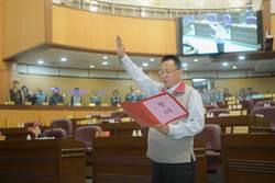 甫遞補就職 蘇志強賄選判3年4月