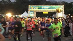 日月潭櫻舞飛揚環湖路跑12日登場 有29國跑友相約在櫻花爛漫時
