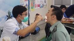 205廠4大癌症篩檢 為同仁健康把關