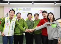 民進黨學運世代鐵3角力挺台中第1線