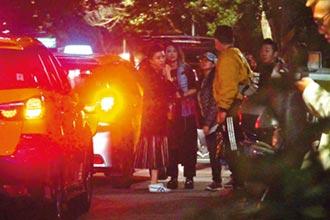 時報周刊直擊 艾成王瞳深夜嗑鍋4小時「我們就是家人」