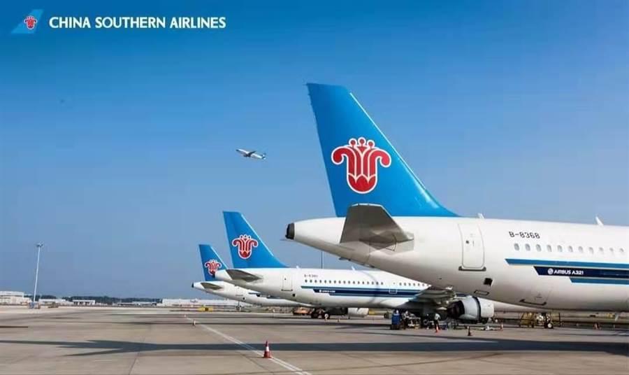 中國南方航空公司航機。(南航官方IG)