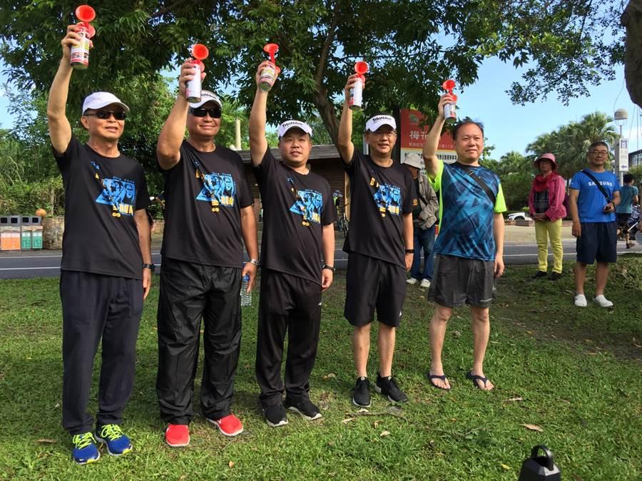 鐵人三項協會舉辦兩場東京奧運積分賽,男子好手張團畯將全力爭取佳績。(中華民國鐵人三項協會)