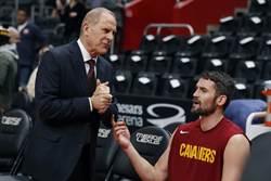 NBA》騎士主帥涉種族歧視 仍保飯碗?