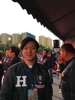 海外學子返台投韓 號召年輕選票