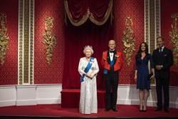 哈利梅根閃退惹火王室 杜莎夫人館兩人蠟像遭移了