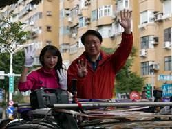 台北》費鴻泰請馬王同框造勢 許淑華:聽見民眾聲音 才逼得馬王出動