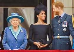 哈利梅根引退震撼彈 女王震怒