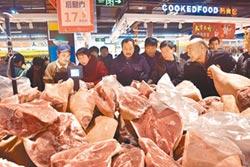 豬肉價跌 陸去年CPI控制在2.9%