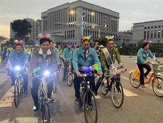 鄭寶清展創意 選前之夜騎車去bike票