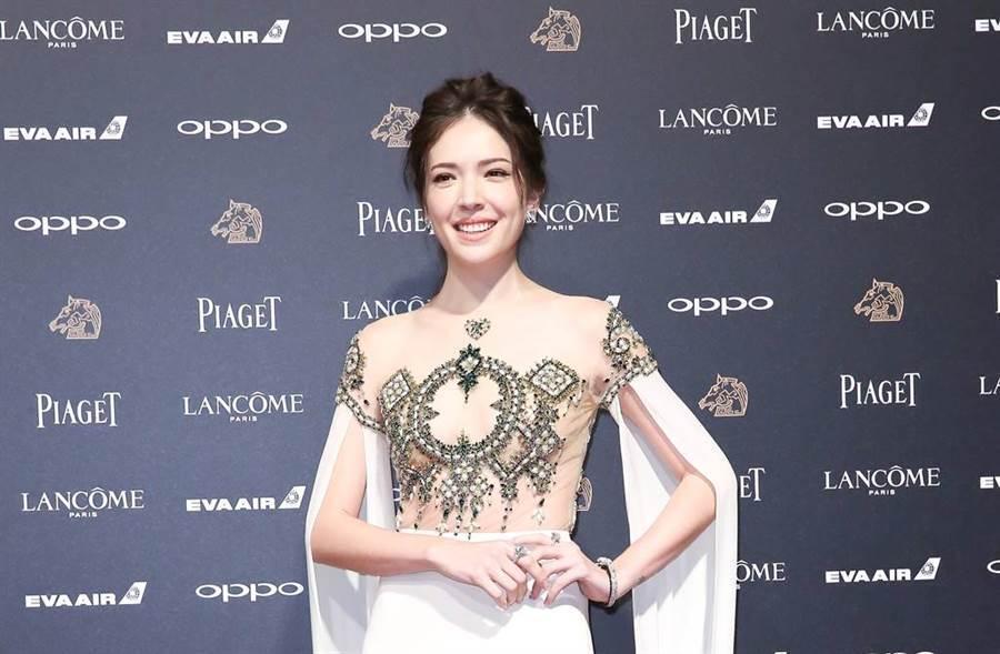 許瑋甯是演藝圈著名的女神代表。(圖/本報系資料照片)