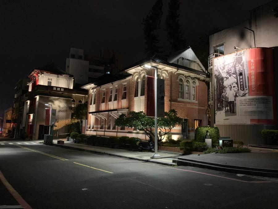葉石濤文學紀念館。(台南市文化局提供/曹婷婷台南傳真)