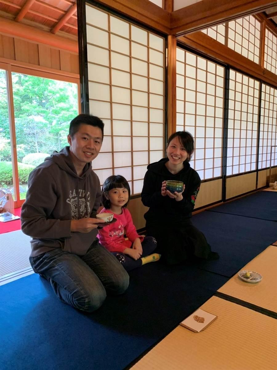 永慶房屋板橋區店長陳俊安表示,「彈性工作8小時」讓他可以參與孩子的成長、陪伴家人。