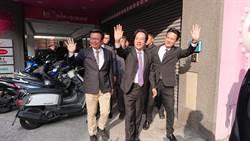 賴清德廣州宮投票 籲年輕人踴躍投票決定台灣未來