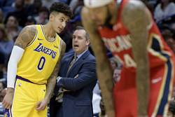 NBA》拋售庫茲馬!湖人總管報價國王