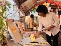 嘉義市長黃敏惠估 投票率破7成