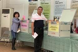 徐志榮完成投票:開票結果也是檢視服務成果