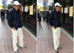 獨/73歲秦漢被捕獲 偕愛女投下神聖一票