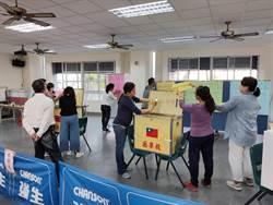 台南市立委選舉 民進黨揮出全壘打