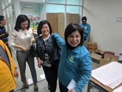台南市第一選區立委 民進黨賴惠員宣布當選