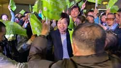 彰化第四選區立委 綠營陳素月宣布勝選