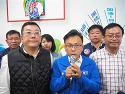 鄭正鈐在鄭宏輝宣布敗選後宣布當選