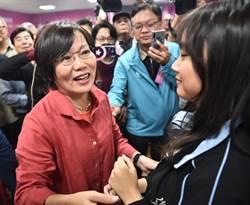 高雄第三選區 劉世芳自行宣布勝選