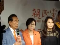 保留彈性 宋楚瑜未表示不再參選總統