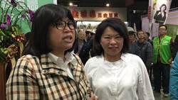黃敏惠賀王美惠當 選期許爭取中央兌現承諾