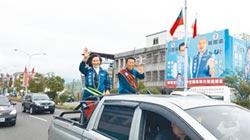 宜蘭立委選舉林姿妙當後盾 呂國華拜票走透透