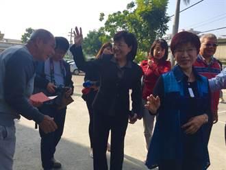 台南投票 洪秀柱:希望是人生最後一戰