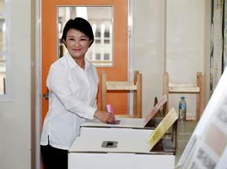 盧秀燕:目前投票秩序大致良好