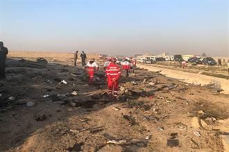 官方認了!烏克蘭客機遭伊朗軍方意外誤擊
