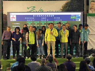 台南第六選區 王定宇自行宣布當選