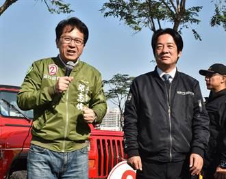 高雄第二選區 邱志偉宣布當選
