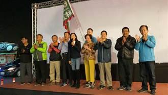 台南四選區關鍵一席 林宜瑾領先4萬多票 林燕祝吞敗選