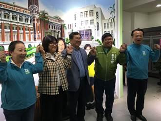 民進黨全拿嘉義縣市3席立委,陳明文:守護台灣贏了