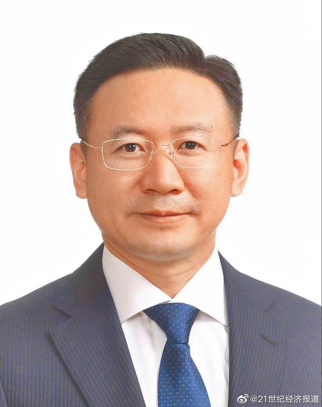 大陸外管局副局長張新出任廣東副省長。(取自新浪微博@21世紀經濟報導)