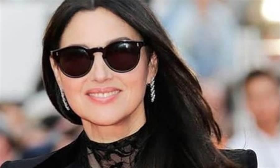 莫妮卡.貝魯奇51歲接演007電影,創龐德女郎最高齡紀錄。(圖片來源/莫妮卡.貝魯奇官方IG)