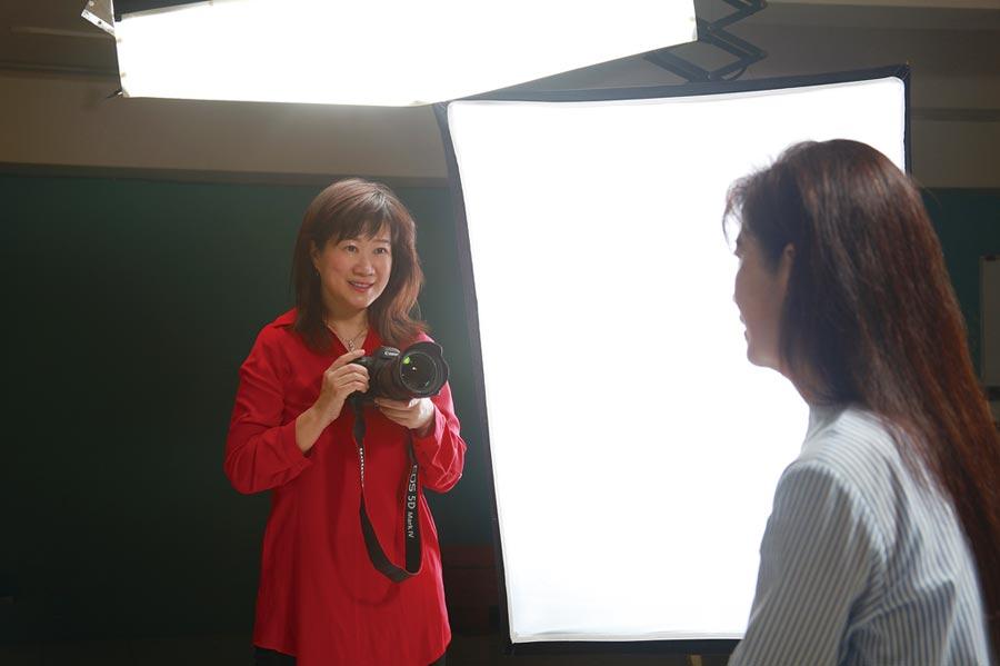 人像攝影師 李幸珠