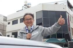 劉櫂豪東海岸謝票 下個4年著重交通建設
