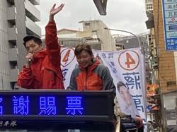 未來會參選台北市長?蔣萬安回應了
