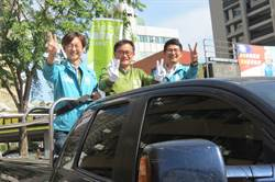 黃國書:放下黨派、面對挑戰 李中:持續服務、監督市政