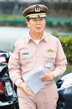 黃曙光內定接參謀總長 劉志斌接海軍司令