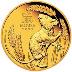 澳洲錢鼠聚財金幣 全球限量發行1,500套