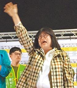 不激化藍綠對決 草根特質贏人心嘉市王美惠狂贏2.7萬票 創新高