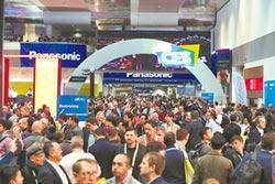 觀產業風向 數百家陸企登電子展