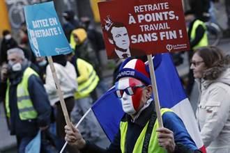 受不了抗爭 法國總理對工會讓步