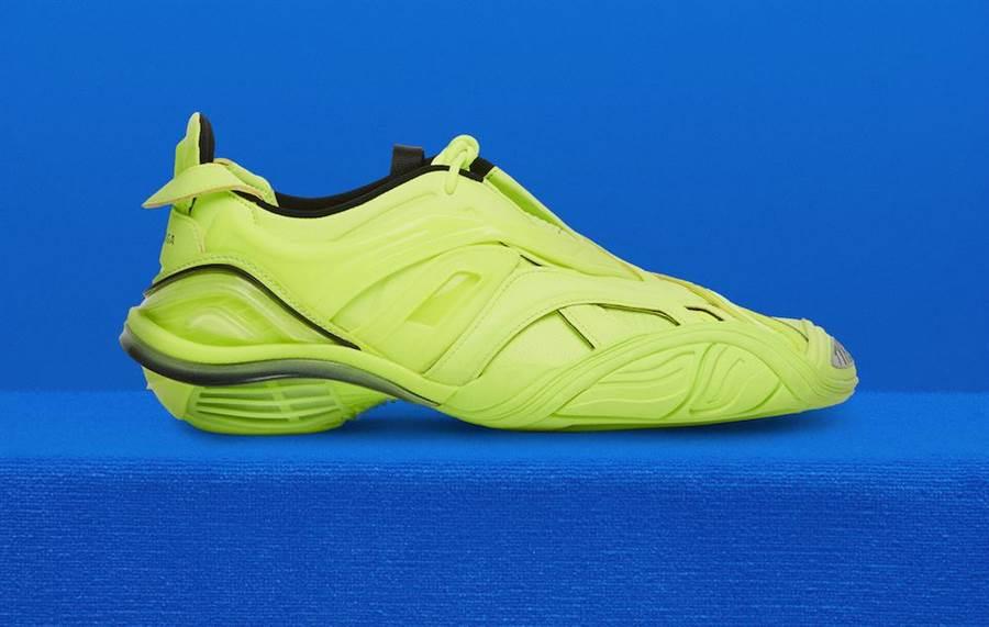 Balenziaga Tyrex系列運動鞋。(Balenziaga提供)